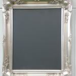 silver blackboard